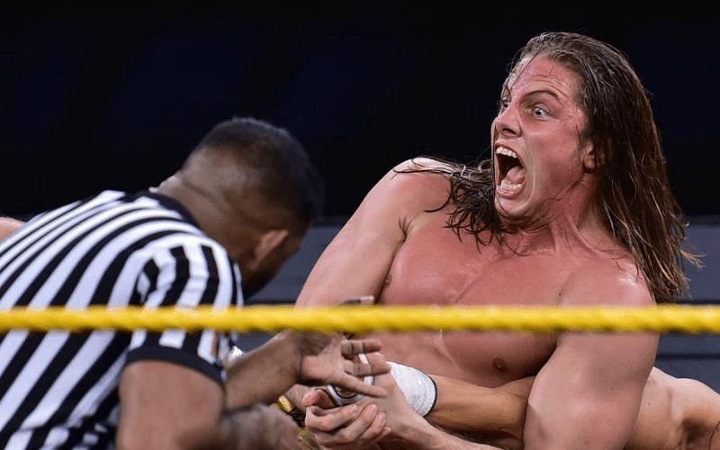 Matt Riddle in WWE