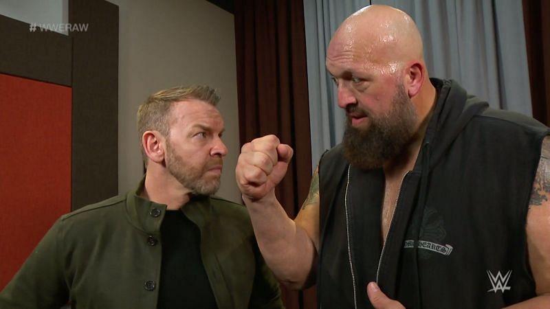Raw में दिग्गज