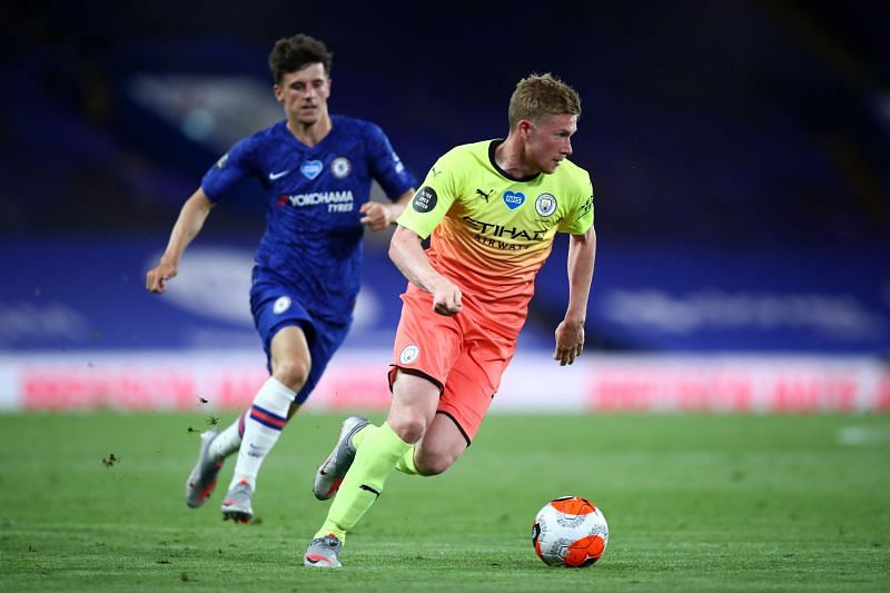 De Bruyne was unstoppable