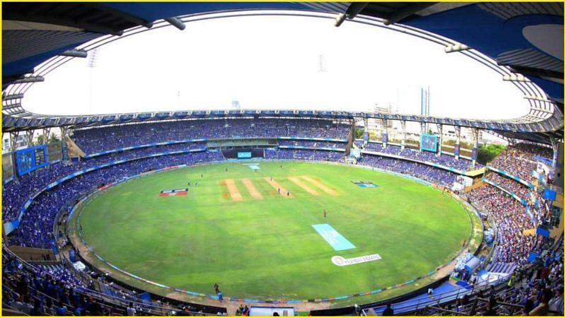 वानखेड़े स्टेडियम, मुंबई