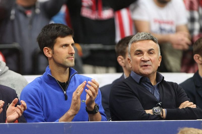Grigor Dimitrov Has Hurt The Reputation Of Novak Djokovic S Family Claims Srjdan