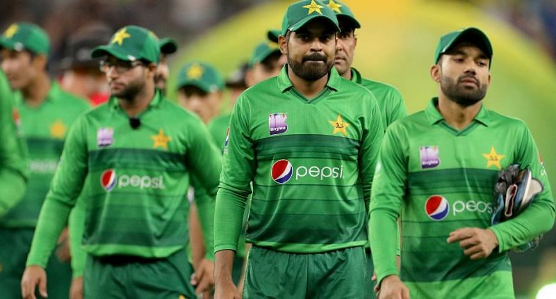 पाकिस्तानी टीम