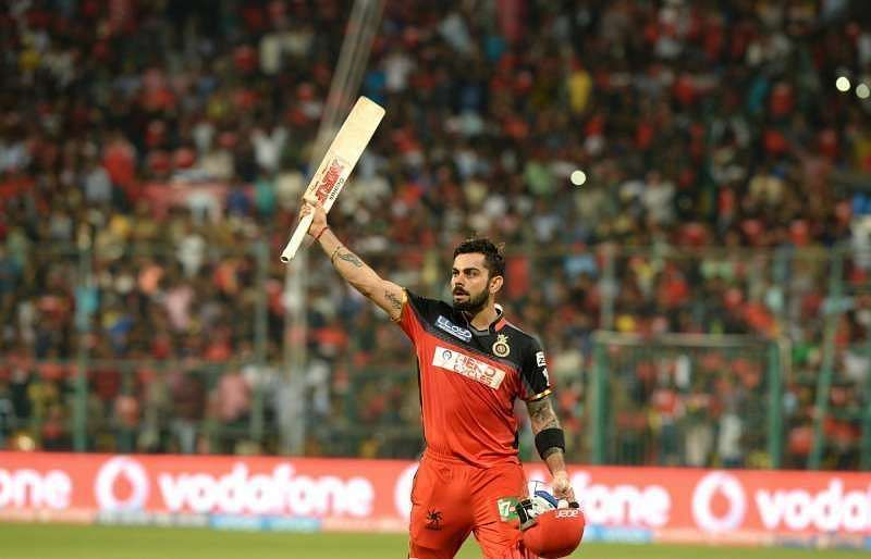 Virat Kohli is the only Indian batsman to have struck 5 centuries in the IPL
