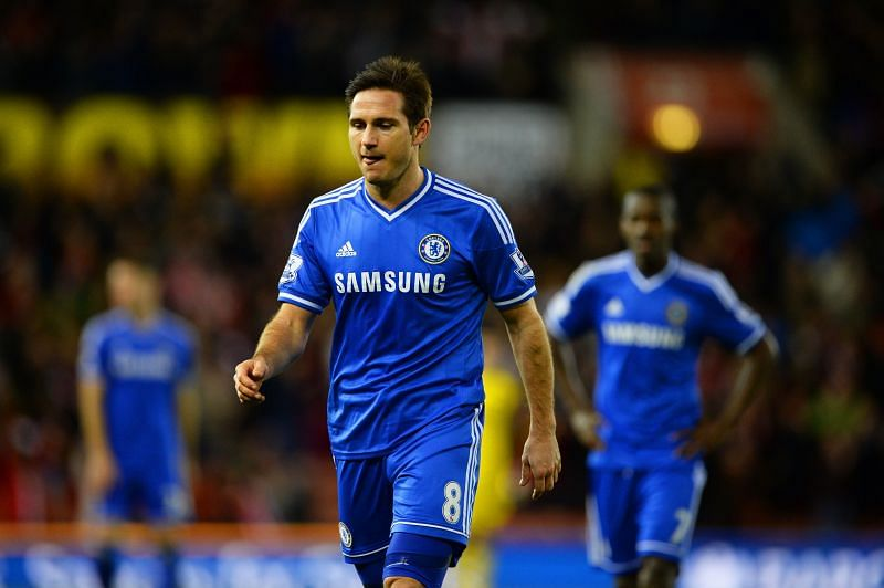 Frank Lampard's hard work, dedication and adaptability made him a revered figure in English football.