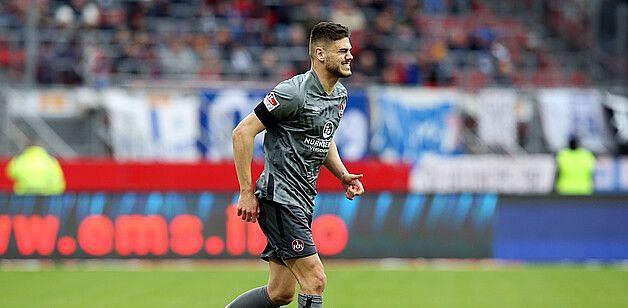 Mavropanos has shown signs of improvement since going on loan to FC Nurnberg
