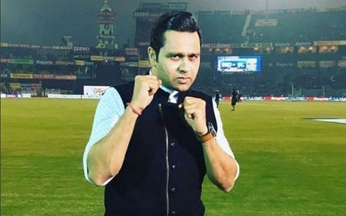 Aakash Chopra has hit out at former Pakistan cricketers