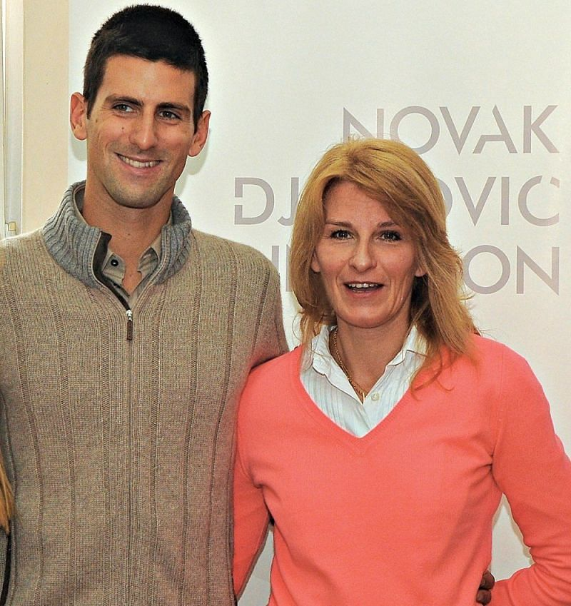 They Write Terrible Things About Novak Djokovic Because He Bothers Them Says Mother Dijana