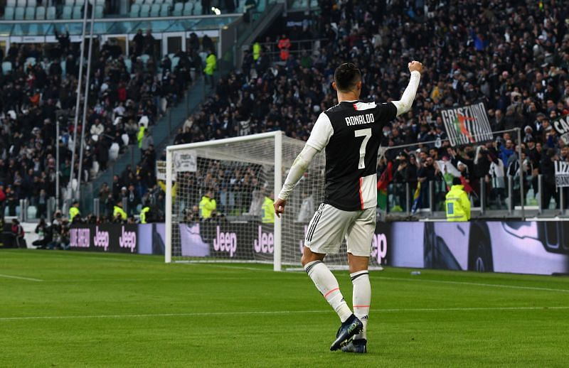 Cristiano Ronaldo has directly contributed to 845 goals in his club career