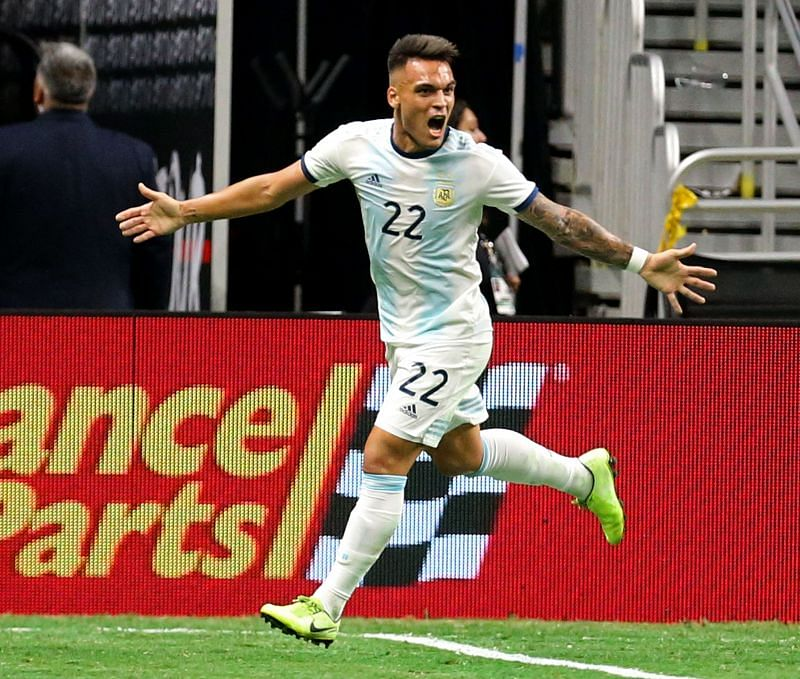 Real Madrid could shock the system, with a deal to get hold of Lautaro Martinez