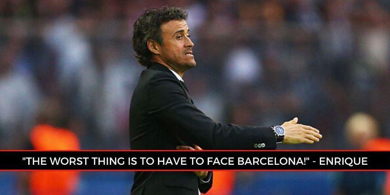 Former Barcelona Boss Luis Enrique Reveals Bullish Team Talk Ahead Of 2015 Ucl Final