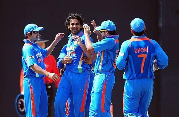 जहीर खान ने श्रीलंका के खिलाफ खेला आखिरी वनडे
