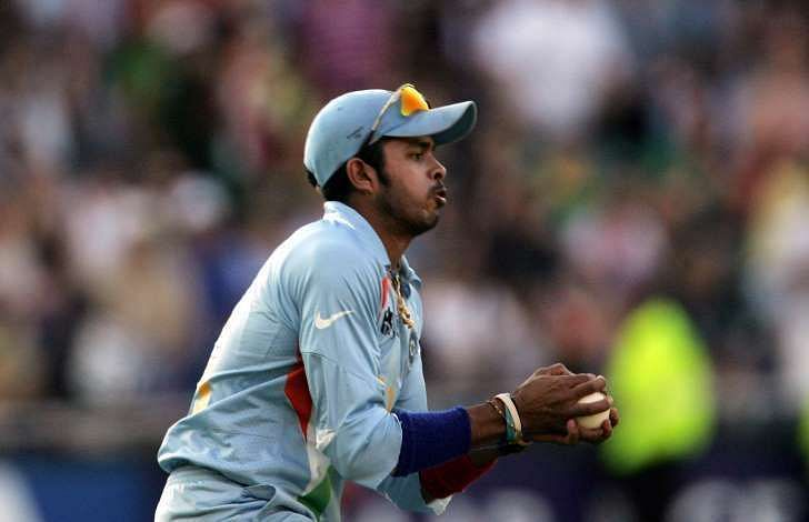 श्रीसंत ने पकड़ा था 2007 टी20 वर्ल्ड कप का सबसे महत्वपूर्ण कैच पकड़ा था
