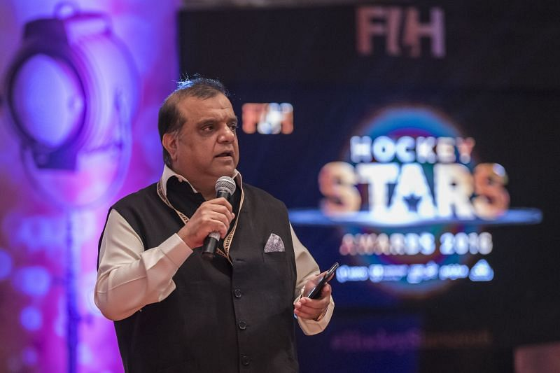 Narinder Batra is the FIH chief, the President of IOA, and also a member of the IOC