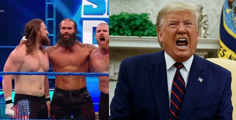 Jaxson Ryker of The Forgotten Sons received a response from an AEW star after tweeting his support towards Donald Trump
