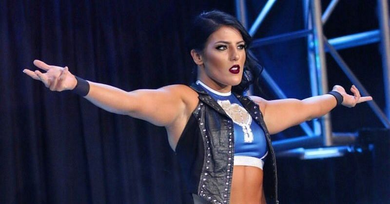 I do believe Tessa Blanchard could land up in AEW