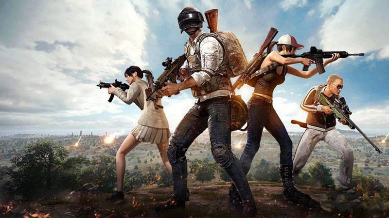 PUBG Mobile has a variety of weapons to choose from(Image Courtesy: Xbox and play games)