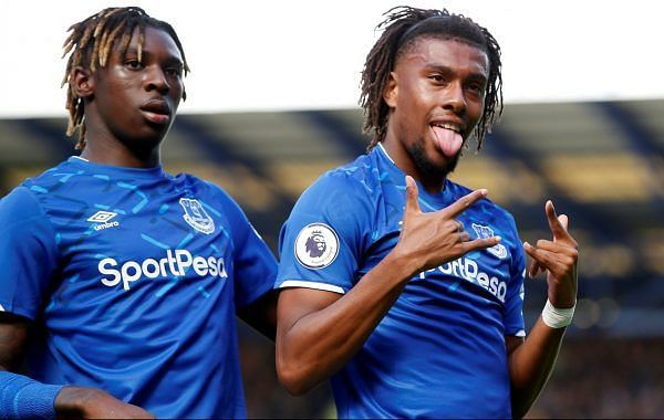 Everton were one of the biggest losers in the transfer market this summer.