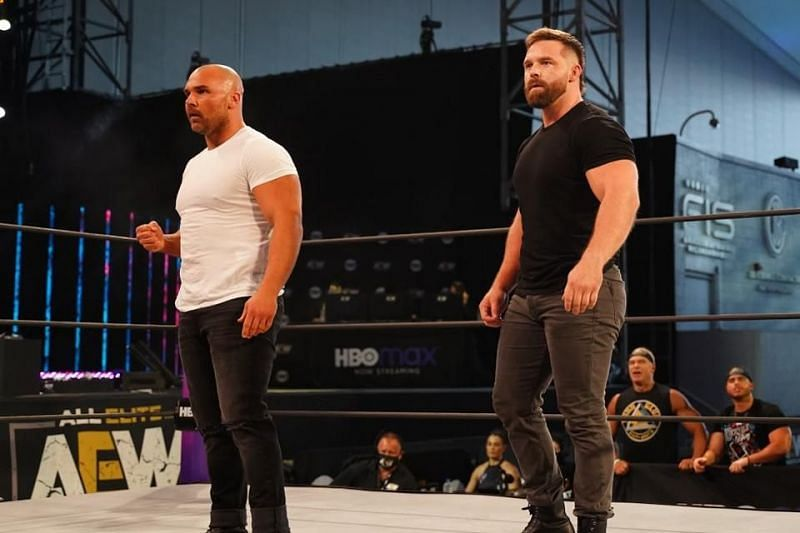 The FTR made their AEW debut earlier this year