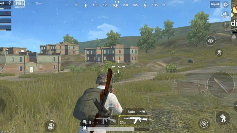 PUBG Mobile Lite gameplay, image via India Today