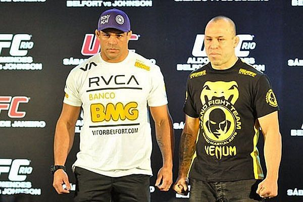 The Phenom and The Axe Murderer