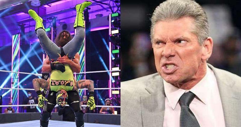 Vince McMahon didn
