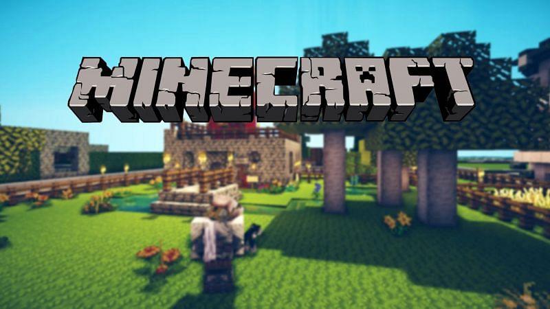 Minecraft, (Image via eskipaper)