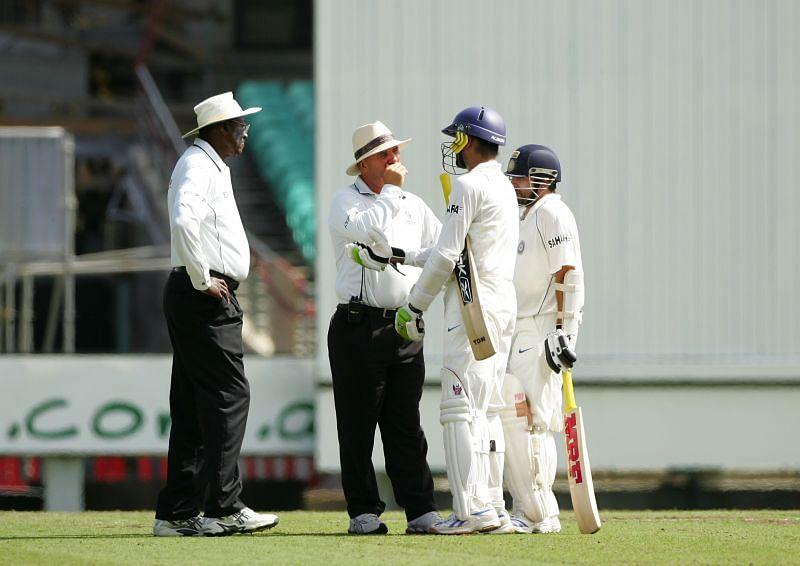 सिडनी टेस्ट मैच, 2008