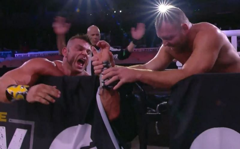 AEW Fight For The Fallen Results July 15th, 2020: Winners, Grades, Video Highlights for latest AEW Dynamite