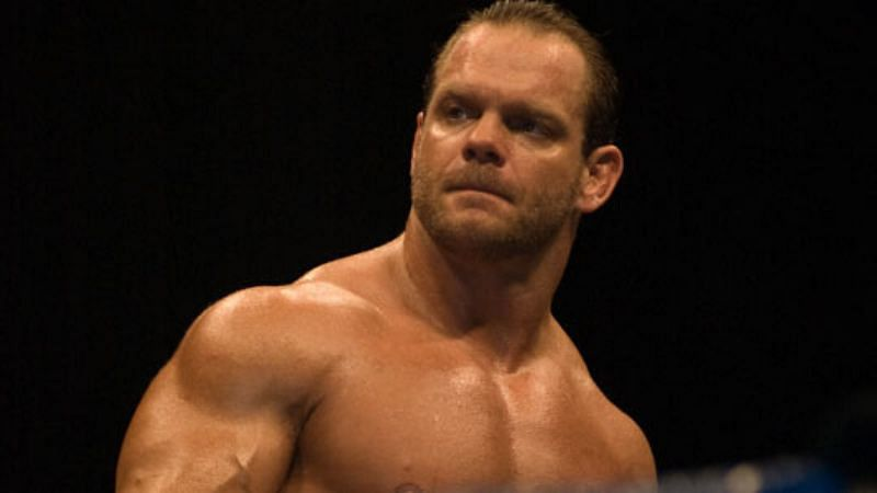 Chris Benoit spent seven years in WWE
