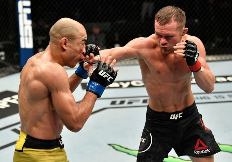Petr Yan broke down Jose Aldo in the later rounds to become the UFC
