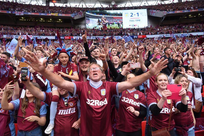 Aston Villa is a legendary English club