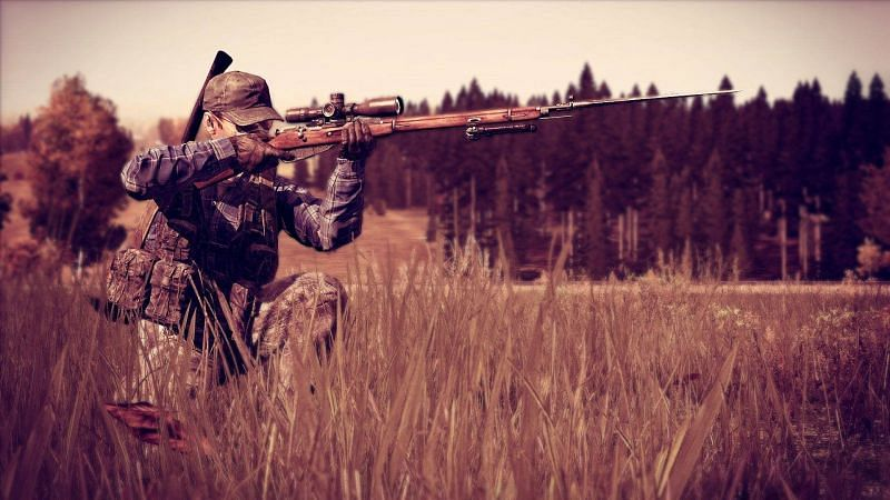 Best locations to find sniper rifles