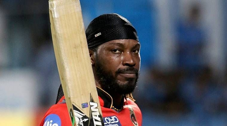 Chris Gayle has scored the highest individual score in the history of the IPL