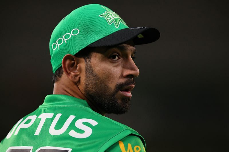 Haris Rauf has played two T20Is for Pakistan