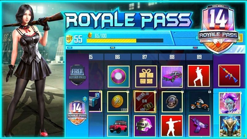 Royal Pass release date (Picture Credit: Sameer TG Gaming/YT)