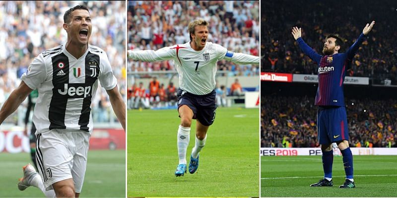 David Beckham has given his opinion about Cristiano Ronaldo and Lionel Messi