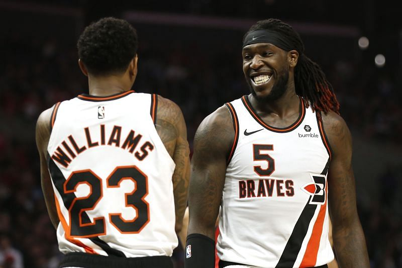 Lou Williams and Montrezl Harrell are arguably the best bench duo in the league