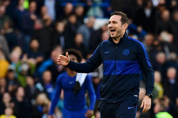 Frank Lampard has done a phenomenal job in his first season at Chelsea