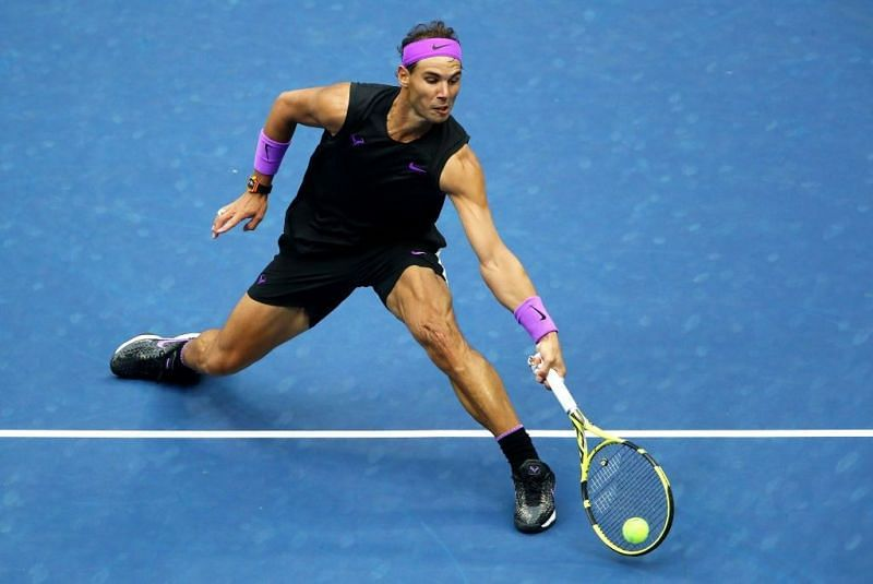In 2019, Rafael Nadal became one of the oldest winners at the US Open.