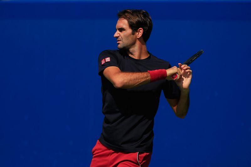 Roger Federer is expected to resume racquet-training in mid-August