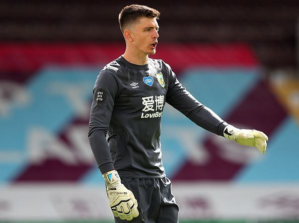 Nick Pope failed to keep a clean sheet on the final day of the season