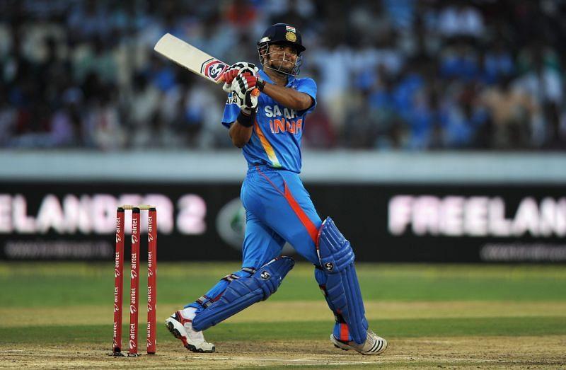 सुरेश रैना ने आज ही के दिन खेला था अपने करियर का पहला मुकाबला