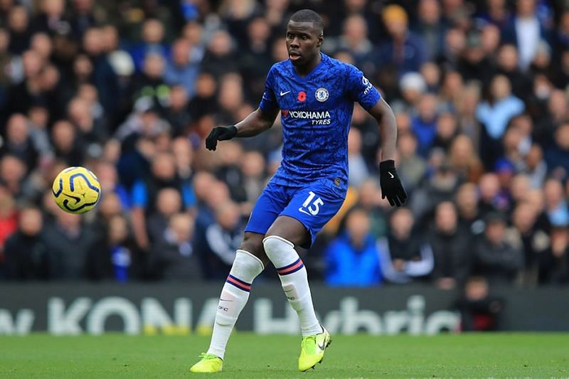Kurt Zouma has highly matured after his loan spell with Everton last year.