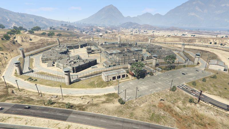 Where is the prison in GTA 5? (Picture Credits: GTA wiki fandom)