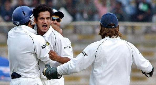 Kamran Akmal helped Pakistan win the Test match after Irfan Pathan