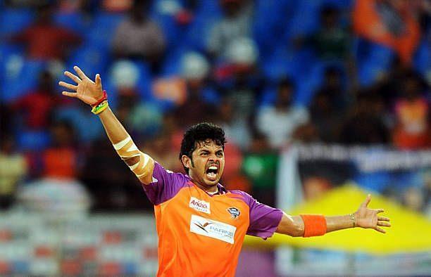 श्रीसंत 2013 में आखिरी बार आईपीएल में खेले थे