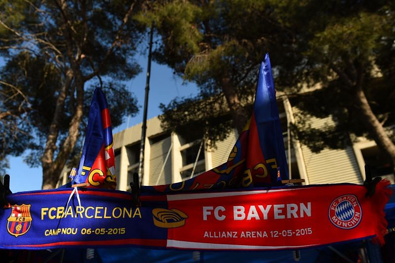 FC Barcelona have been more successful on the European stage in the 21st century than Bayern Munich.