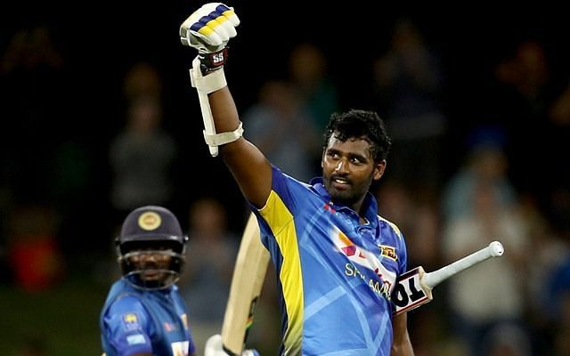 Perera played only 1 game for CSK in the IPL