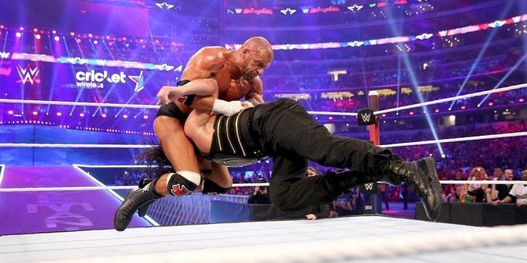WWE दिग्गज ट्रिपल एच