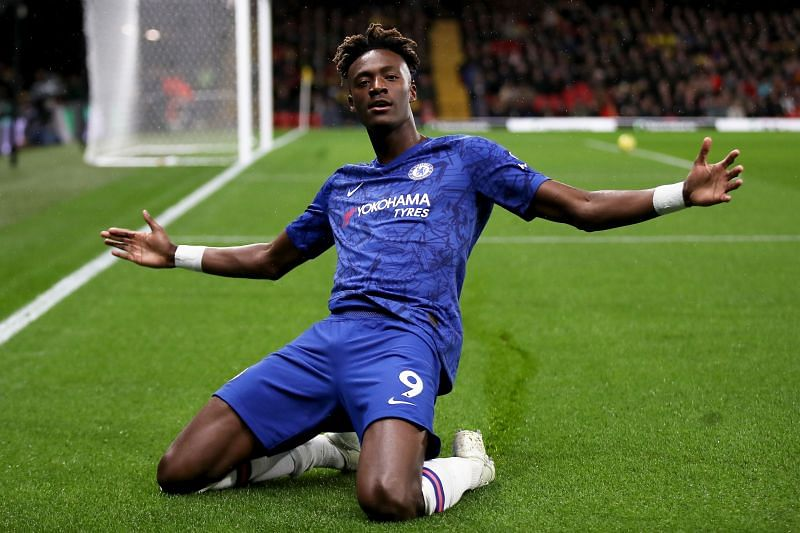 Tammy Abraham is reportedly looking for a pay increase at Chelsea